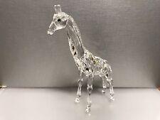 Swarovski Figurine Girafe 14 cm excellent état