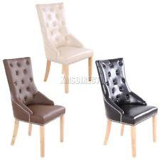 Chaises moderne en chrome pour la maison