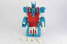 Transformers G1 Ultra Magnus Cab & Trailer Plastic Wheels Version Sun Effect