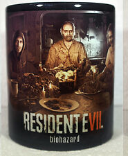 Resident Evil 7 - Coffee MUG CUP - Baker family - Biohazard 4 5 6 - Not a hero