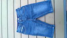 Bermuda Okaïdi en jeans Mixte (fille ou garçon) 9 ans
