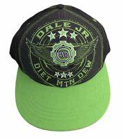 Vintage Dale Earnhardt JR #88 Hat Official Nascar Mountain Dew Chase Authentics