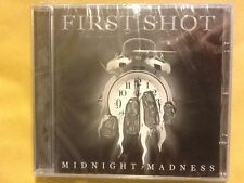 FIRST. SHOT.            MIDNIGHT. MADNESS.           ESCAPE. MUSIC. LABEL.