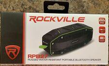 ROCKVILLE RPB27 20w Rugged Portable Waterproof Bluetooth Speaker NEW IN BOX