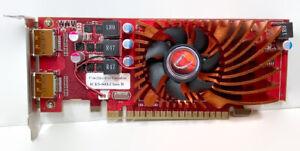 Visiontek 401764 Radeon 7750 SFF 2X DisplayPort VGA Video Graphics Card