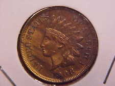 1908 INDIAN HEAD CENT - 4 DIA - SMALL SPOT ON REVERSE - UNC - SEE PICS! - (X522)