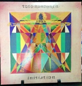 TODD RUNDGREN Initiation Album Released 1975 Vinyl/Record Collection US pressed