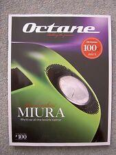 Octane (Oct 2011) #100, Miura, Citroen SM, Alfa 4C, 33 Stradale, 911 RS, Bentley