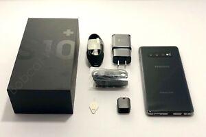 New Samsung Galaxy S10+ Plus G975U 128/512/1TB ATT T-Mob Sprint Verizon Unlocked