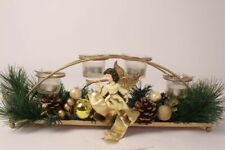 Advents Wreath Table Wreath Christmas Advent Arrangement Winter Candle Arches