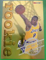 1996 KOBE BRYANT NBA Hoops Rookie Gold 3 RC Lakers HOF GOAT 🔥📈