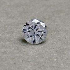Natürlicher Diamant 0,017ct 1,6mm - 1,7mm D-F/SI Brillant Rund 1,6 1,7 1,8mm