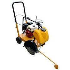 petrol road saw with water kit & blade same as clipper etc disc cutter