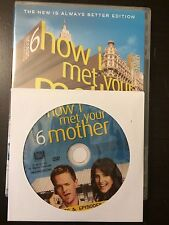 How I Met Your Mother - Season 6, Disc 3 REPLACEMENT DISC (not full season)