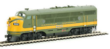 gauge H0 - Diesel Locomotive F3A Canadian National with DCC/Sound - 49139 Neu