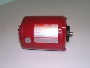 Dayton 6K521A Split-phase Hot Water Pump Circ. Motor 1/6HP 115V 1725RPM