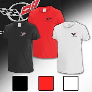 C5 Logo Ladies Everyday Corvette T-Shirt 698378