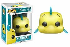 Pop! Disney The Little Mermaid Flounder Vinyl Figure #237 by Funko