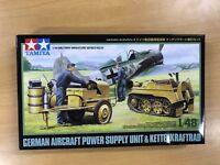 Tamiya 1/48 Military Miniature Series No.33 German Army Power Supply Car