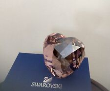 Swarovski Crystal Heart Kakadu Red ~Made In Austria ~ New in Box!