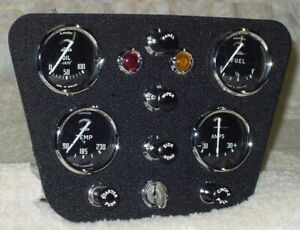 Triumph  TR3 TR3A instrument panel Guaranteed Concours Quality !
