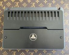 JL Audio RD400/4 4 Ch. Class D Full-Range Speakers Amplifier 400 Watts