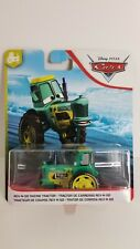 "DISNEY PIXAR CARS ""REV-N-GO RACING TRACTOR"" TRACTOR TRAINING HTF FREE SHIPPING"