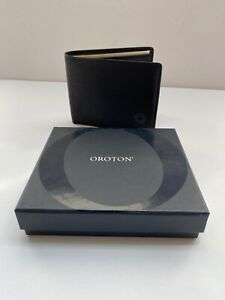 OROTON Men's Leather Wallet NEW