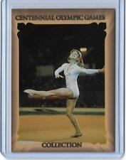 (100) 1996 CENTENNIAL OLYMPIC OLGA KORBUT GYMNASTICS CARD #51 LOT