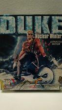 Duke Nukem Nuclear Winter 3D PC ( 1997 ) Big Box With Poster MINT