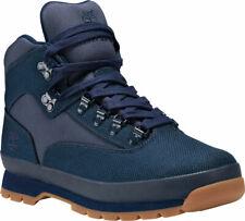 Brand NEW Mens Timberland Euro Hiker Cordura Navy Gum Boots