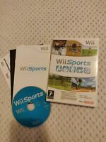 Nintendo Wii game - Wii Sports + Instructions in DVD Case