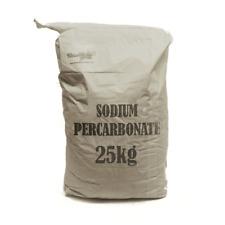 Sodium Percarbonate Coated Oxygen Cleaner - 25kg Bulk Bag / Sack FAST & FREE P&P