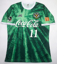 vintage soccer jersey 1993 Kawasaki Verdy short sleeve home jersey J league