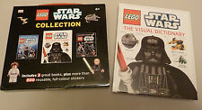 STAR WARS - LEGO - VISUAL DICTIONARY in Carry Case - DK Books
