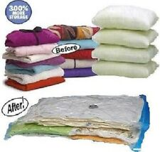 Extra Large!! Space Saver Compress Vacuum Seal Storage Bags Set of 5