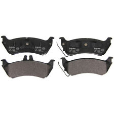 Disc Brake Pad Set Rear Federated MD875