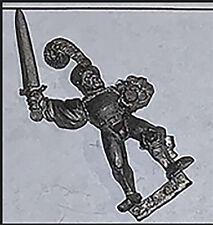 Warhammer Citadel Empire Soldier Swordsman Oldhammer RARE - B