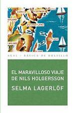 El maravilloso viaje de Nils Holgersson. ENVÍO URGENTE (ESPAÑA)