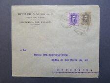 Spain 1928 Cover to Barcelona - Z7885