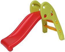 Rutsche -  einfach Kinderrutsche Gartenrutsche Zimmer Kleine neu Clamaro Draußen