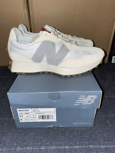 NEW BALANCE 327 SHOES STYLE MS327STB COLOR TURTLE DOVE/WHITE Shipped Fast