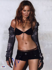 Moon Bloodgood SIGNED 11x14 Photo TNT Anne Falling Skies PSA/DNA AUTOGRAPHED