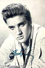 Elvis Presley ++Autogramm++ ++Musik Legende++3