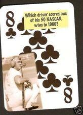 Robert Glen Junior Johnson NASCAR Neat Card! #0Y6