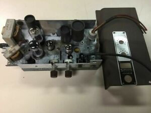 Kodak pageant AV - 085 Projector Tube  Amplifier