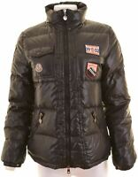MONCLER Boys Padded Jacket 13-14 Years Black Nylon  NS05
