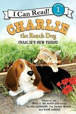 Charlie the Ranch Dog: Charlie's New Friend (I Can Read Book 1)-ExLibrary