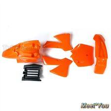 Orange Kit Carénage Plastiques Pour KTM50 KTM50SX MT50 MTK50 Mini Adventure