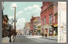 [53884] OLD POSTCARD STORE FRONTS ON SOUTH 4th AVENUE IN MT. VERNON, NEW YORK